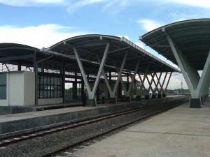 Stasiun Tulangan